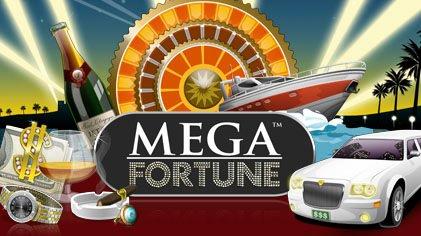 best online casino bonus codes mega fortune
