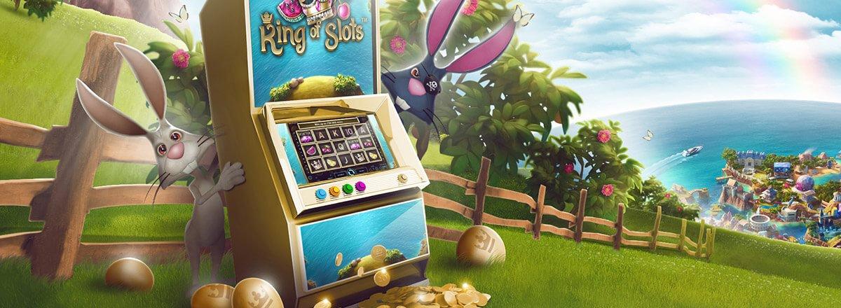 Casino Easter Promo