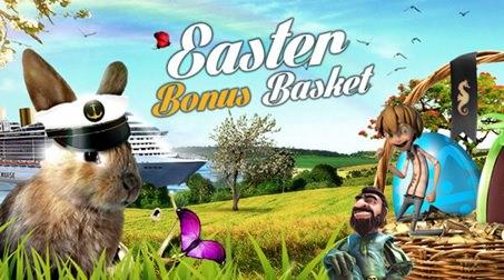 Easter Free Bonus Spins