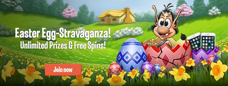 LeoVegas Easter Free Spins