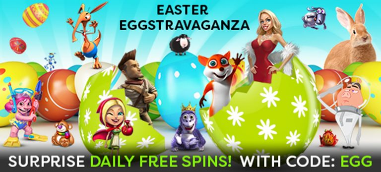 Millionaire Casino Easter Free Spins