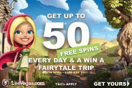 Leo Vegas 10K Fairytale Challenge