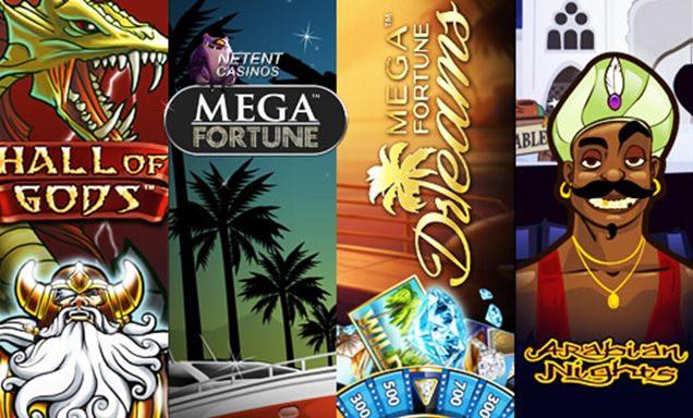 netent casino jackpot