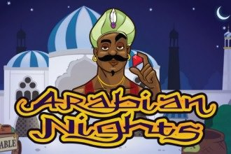Arabian Nights Jackpot