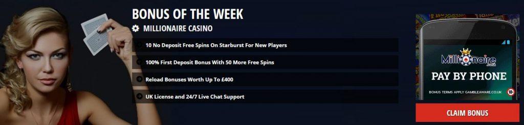 Millionaire Casino