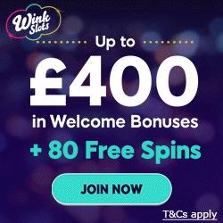 Wink Slots Welcome Bonus