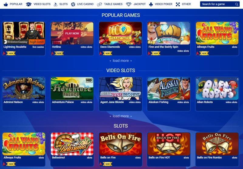 all british casino 20 free spins