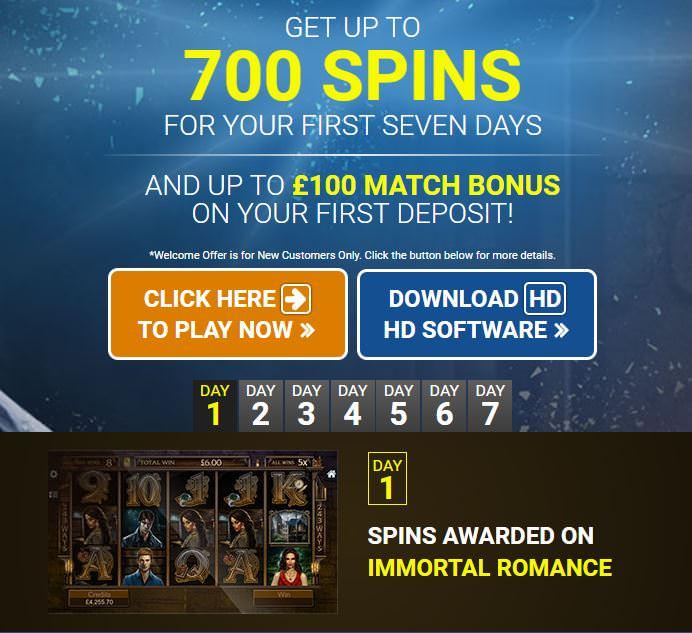 quatro casino welcome bonus