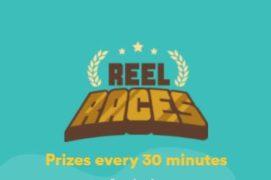 race reel