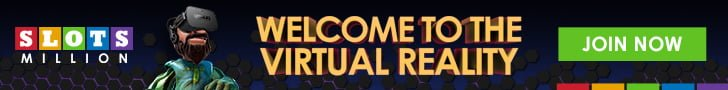 slots million virtual reality