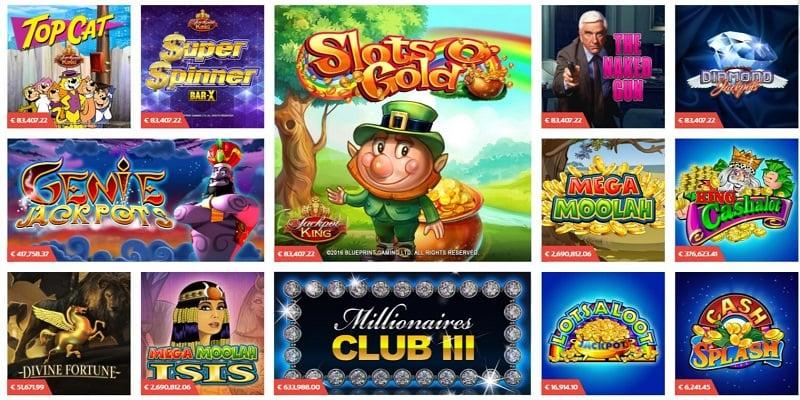 PlayOjo Jackpot Slots