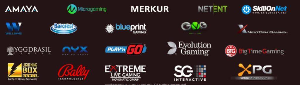 PlayOjo Providers