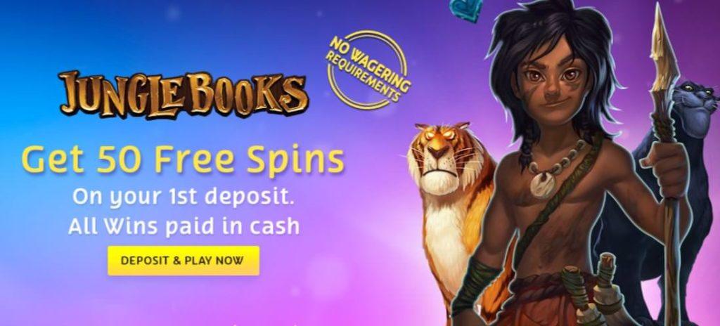 PlayOjo Wager Free Bonuses