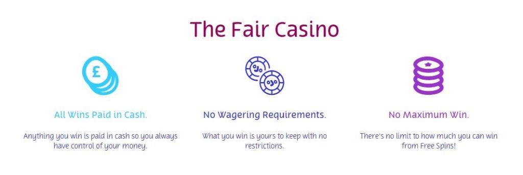 playojo fair casino