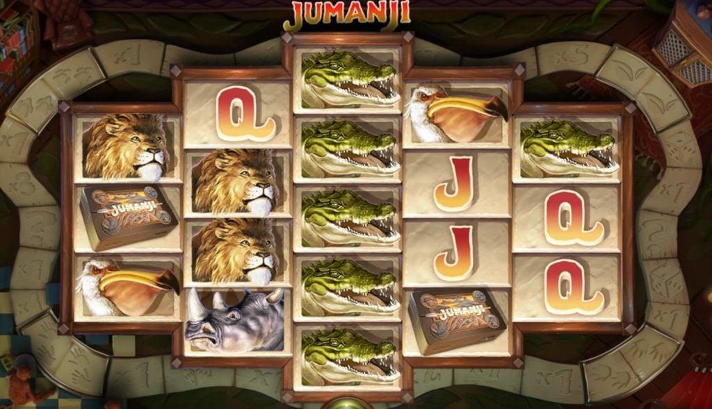 Jumanji Free Spins No Deposit Free Spins Amp More New