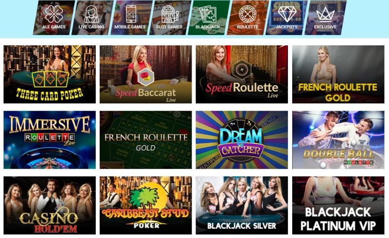 Planet Fruity Casino Games