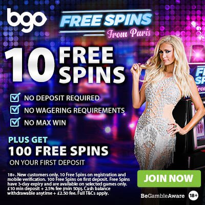 BGO Casino Mobile