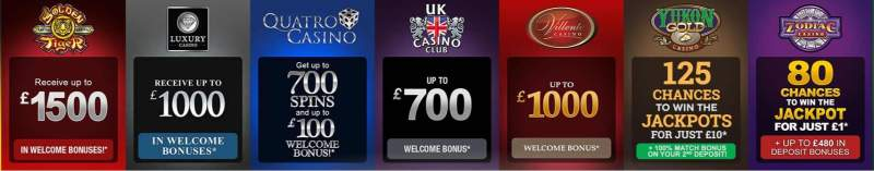 Rewards Group Casinos
