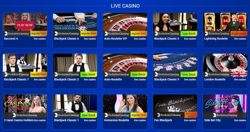 all british live casino