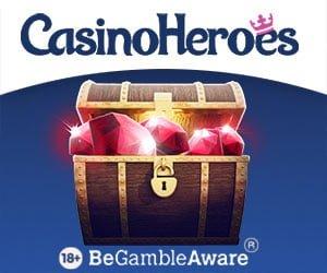 casino heroes uk bonus