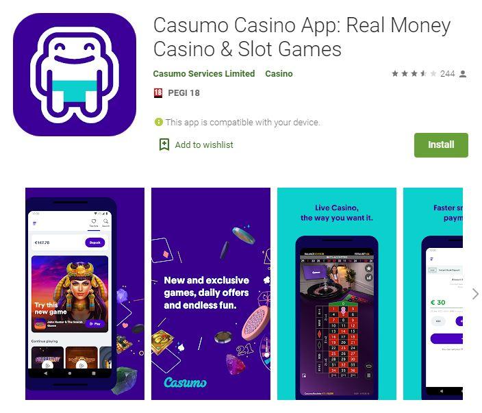 Casumo Mobile
