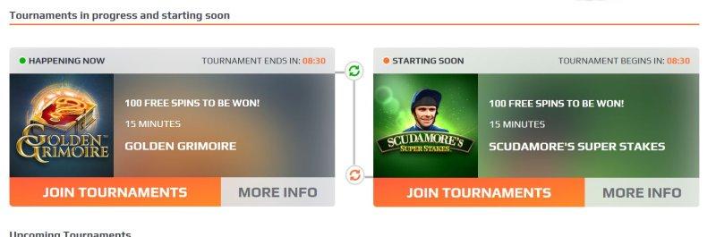 netbet casino prizes