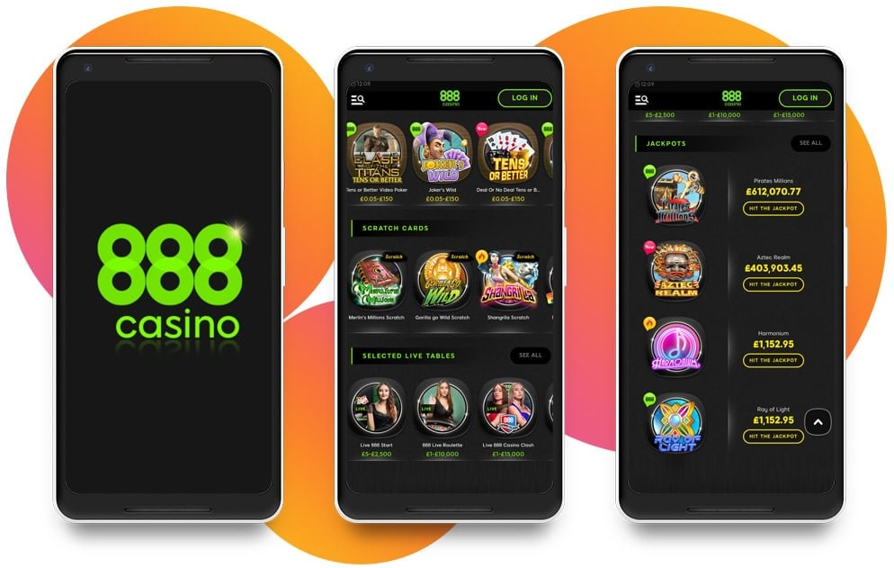 Casino 888 Download