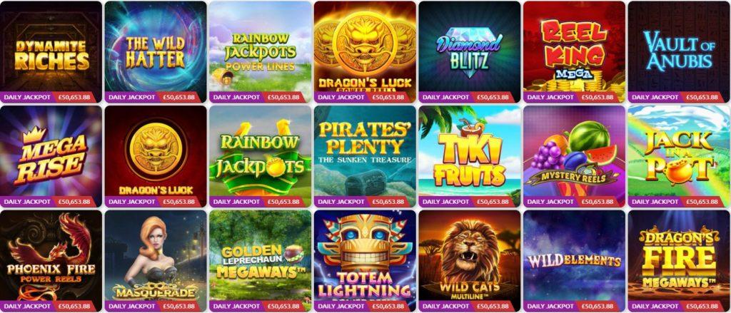 Bacana Play Casino Jackpot