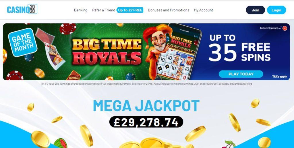 Casino 2020 uk