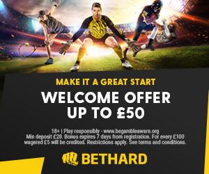 bethard sports bonus