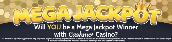 cashmo jackpot